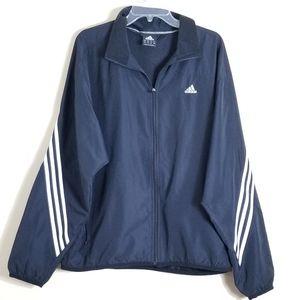 Adidas Large Full Zip Jacket